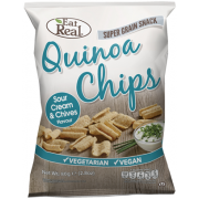 Eat real quinoa chips tejfölös-snidlinges 30g