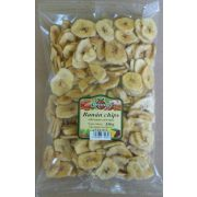 Naturfood banán chips 200g