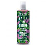 Faith in Nature levendula és geránium sampon 400ml