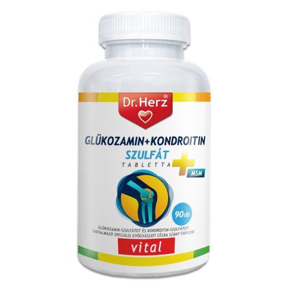 1 kondroitin 2 glükozamin)