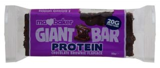 Ma baker giant bar PROTEIN CSOKIS BROWNIE 90g