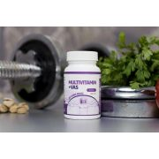 Netamin multivitamin+vas 30db