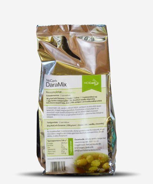 NoCarb gluténmentes daramix 250g - NaturTéka webáruház