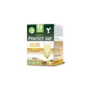 Aby diet perfect day gluténmentes milk shake-vaníliás 450g